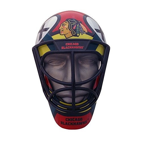 Chicago Blackhawks Goalie Mask Helmet Style FanMask by Patch Collection