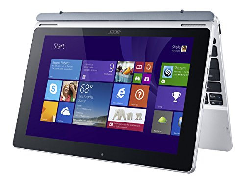 "Price comparison product image Acer Aspire NT.L6LAA.003;SW5-012P-18L0 10.1"" 64 GB Tablet"