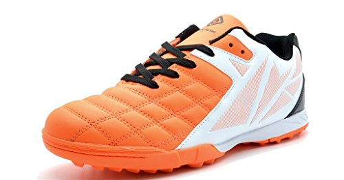 DREAM PAIRS 151027-151028 Men's Sport Flexible Athletic Free Running Light Weight Outdoor Lace Up Soccer Shoes – DiZiSports Store