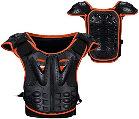 Motorcycle Protective Gear Riding Back Protector