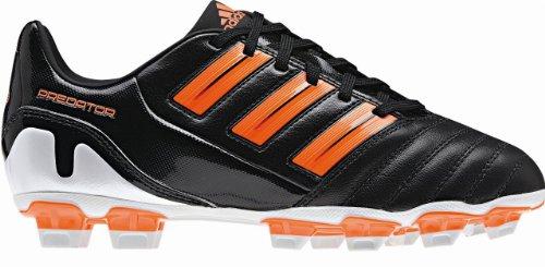 adidas P Absolado Trx Fg J, Botas de Fútbol para Niños - Noir-Orange