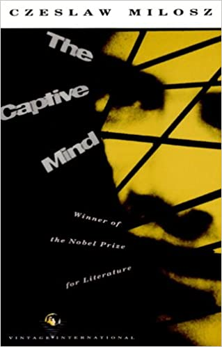 Image result for the captive mind by czesław milosz amazon