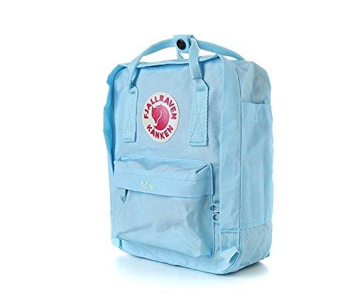 Amazon.com   Fjallraven Kanken Mini Daypack Backpack-Light Blue   Baby 142ecf404de98
