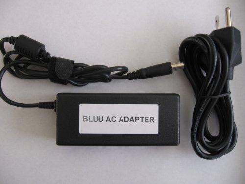 Bluu Brand Replacement Notebook Ac Dc Power Adapter for Compaq Presario Cq50-228ca Cq50t Cq50t-100 Cq50z Cq50z-100 Cq56 Cq56-1040ca Cq56-109wm Cq56-110us Cq56-112nr Cq56-115dx Cq56-122nr Cq56-124ca Cq56-134ca Cq56-148ca 18.5 Volts 65 Watts