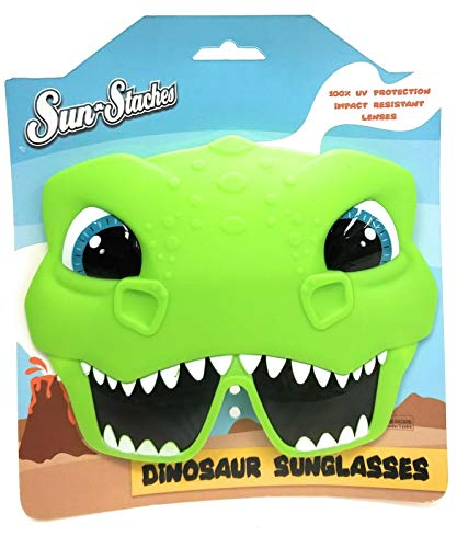 Sun-Staches Dinosaur Sunglasses (Dinosaur Sunglasses)