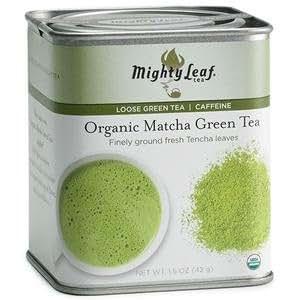 Mighty Leaf Tea - Matcha Green Tea Tin 1.5oz.