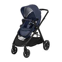 Bébé Confort Zelia - Cochecito urbano 2 en 1, diseño compacto, sistema plegable, para bebes de 0 meses hasta 3,5 años