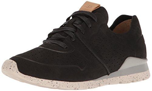 UGG Women's Tye Fashion Sneaker, Black, 8.5 US/8.5 B US by UGG (Image #1)