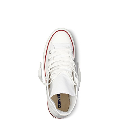 Converse Chuck Taylor All Star Mono Hi, Unisex-Erwachsene High-Top Sneaker Optical White
