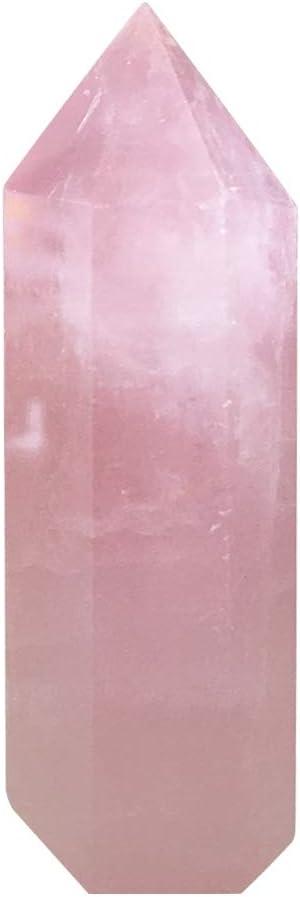 Vick J Natural Labradorite Healing Crystal Point 6 Faceted 3~4