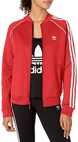 Superstar Track Top Jacket, Scarlet, X