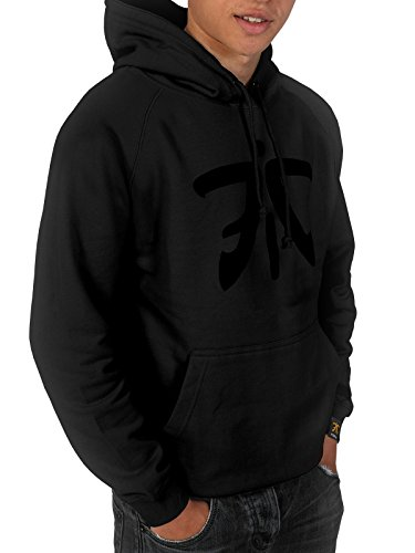 Fnatic Black Collection Hoodie