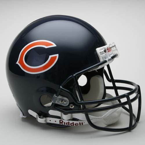 NFL Chicago Bears Full Size Proline VSR4 Football -