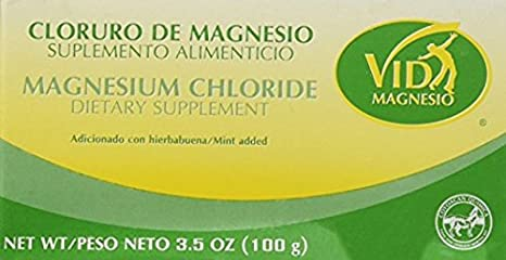 Amazon.com: Cloruro De Magnesio / Magnesium Cloride Miracle Salt: Health & Personal Care