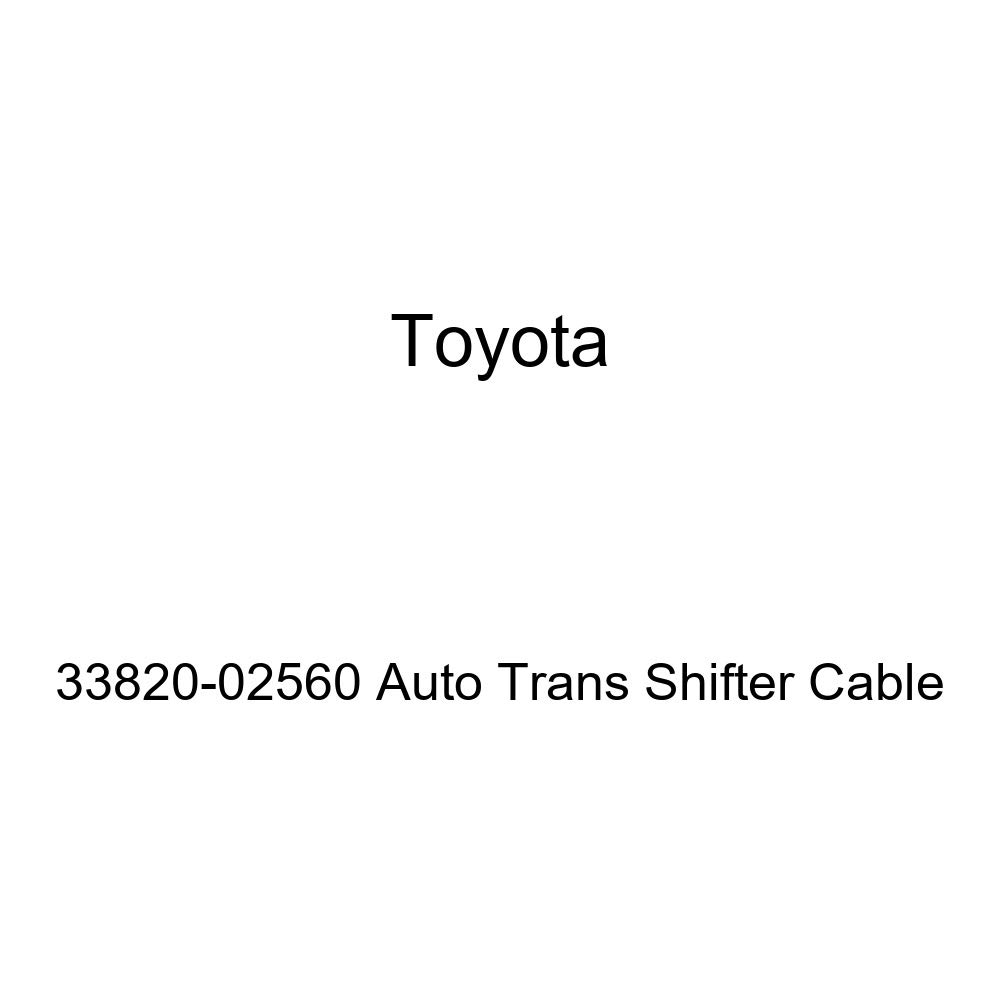 Toyota 33820-02560 Auto Trans Shifter Cable