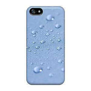 Excellent Design Water Drops Phone Case For iphone 5c Premium Tpu Case