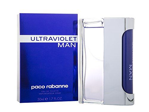 Price comparison product image Paco Rabanne Ultraviolet Cologne for Men 3.4 oz Eau De Toilette Spray