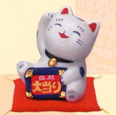 Somenishiki manganese jackpot cat