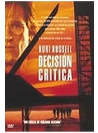 Decisión crítica  DVD   Amazon.es  Kurt Russell bf2a4cb3dc7a