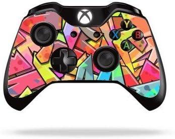 Various Graffiti Colours - Mando a Distancia para Xbox One, diseño de Piel de Gamepad, Vinilo xb1r26: Amazon.es: Hogar