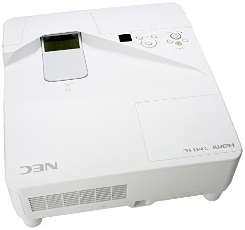 NEC NP-UM351W 3500-Lumen Widescreen Ultra Short Throw Projector