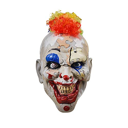 Puzzle Face Clown American Horror Story Cult Halloween