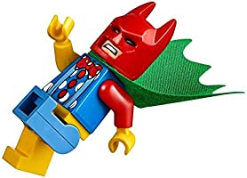 LEGO the Batman movie DISCO tears of minifigure set of 2 polybag 30607 CLOWN