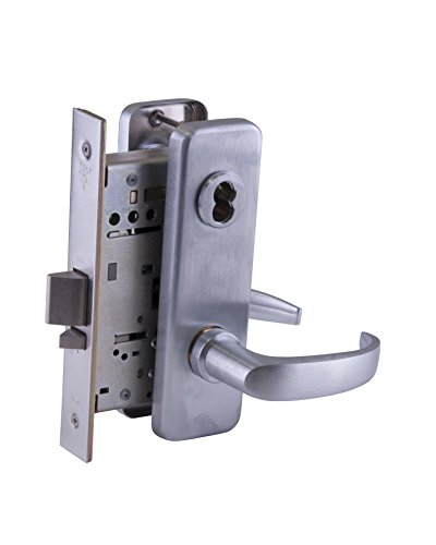 BEST Access Systems 45H7INL14J626 45H Intruder Mortise Loc