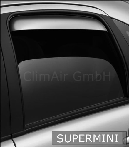 Climair CLI0020078 Side Window Wind Deflector