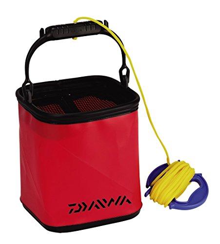 ダイワ(Daiwa) 活かし 水汲み バケツ M23CM(H) レッドの商品画像