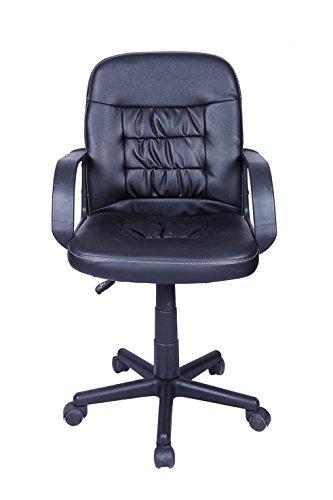 Stellar 00SP639C06 Office Chair (Black)
