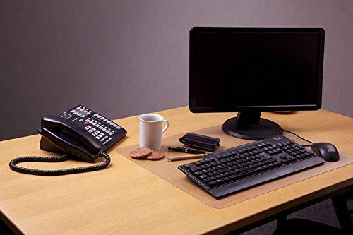 Desktex Anti-Slip Polycarbonate Desk Mat, 20