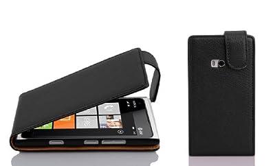 Cadorabo – Flip Style Case for Nokia Lumia 900 – Shell Etui Cover Protection Skin by Cadorabo