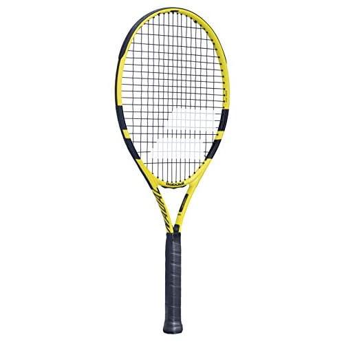 BABOLAT Nadal JR 26 Raqueta, Adultos Unisex, Jaune Noir (Multicolor), 0 a buen precio