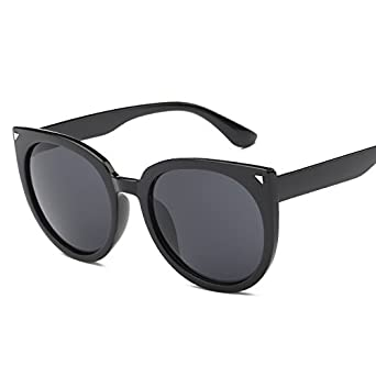 6baac65f776 Sunglasses female tide star and cat s Eye Sunglasses new Korean round face  personality glasses