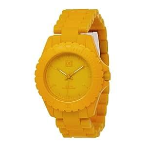 KR3W Unisex K1231-ORG Phantom Orange Dial Orange Watch