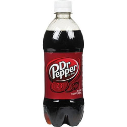(Dr. Pepper, 20-Ounce PET Bottles (Pack of 24))