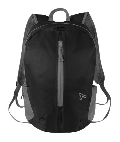 Travelon Packable Backpack, Black, One Size