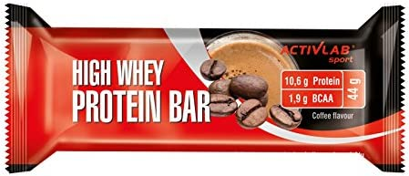 Activlab High Whey Protein Bar, Ice Kaffee, 1er Pack (1 x 24 Stück)