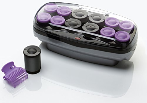 Conair Xtreme Instant Heat Jumbo And Super Jumbo Hot Rollers; Bonus Super Clips Included - Amazon Exclusive from Conair