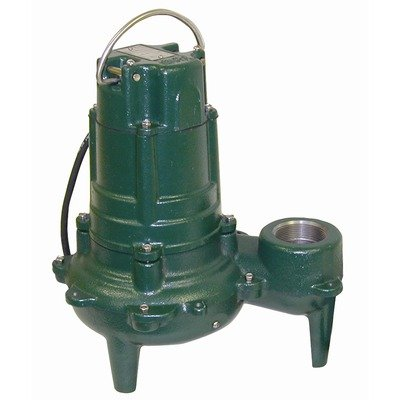 Cast-Iron-Submersible-Effluent-Sewage-Pump