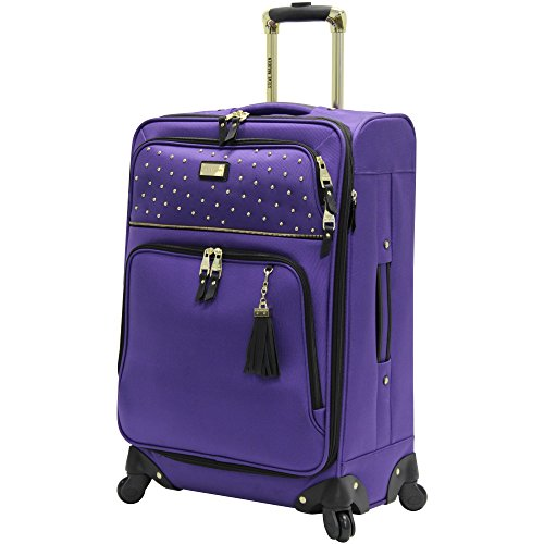steve-madden-large-28-expandable-softside-luggage-with-spinner-wheels-28in-rock-studs