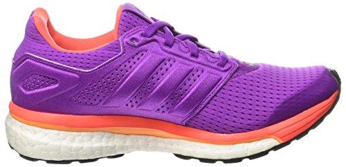 pursho Violet De Supernova Rojsol Femme Entrainement Adidas Chaussures Running 8 Morado W Pursho Glide Uqqfxa