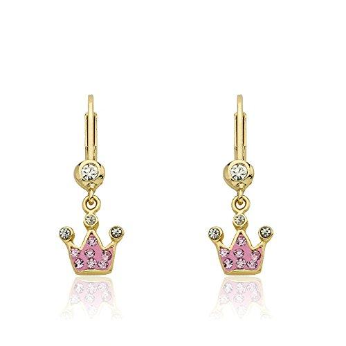 Molly (Princess Earrings)