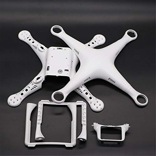 Wikiwand Drone Body Shell Frame Case Cover with Landing Gear for Phantom 3 Pro/Ad/S by Wikiwand (Image #3)