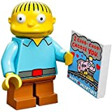 The Simpsons Lego Mini Figure Ralph Wiggum