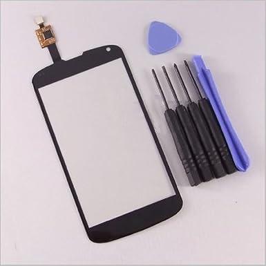 Repuesto de digitalizador de Pantalla táctil para LG Google Nexus 4 ...