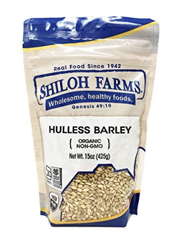 Shiloh Farms - Organic Hulless Barley - 15 oz. ()
