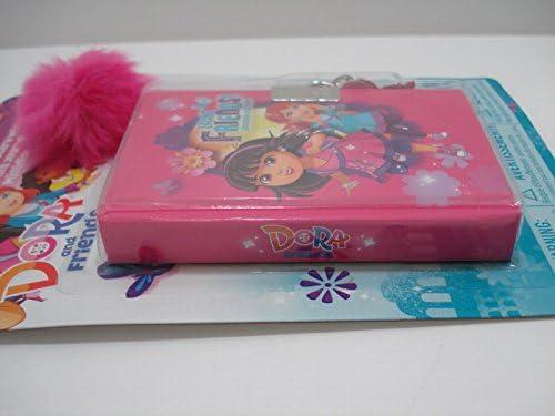 Amazon.com: Nickelodeon Dora & Friends – Mini Diario con ...