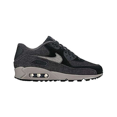 Air 90 Chaussures NIKE grey Gymnastique Femme Max cobblestone de Se black black dark q1EdwU